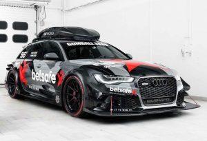 Audi RS6 DTM là nguồn cảm hứng để tạo ra bản độ.