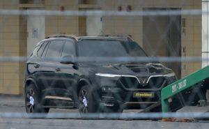 Lộ diện hình ảnh VinFast President trên trường đua F1