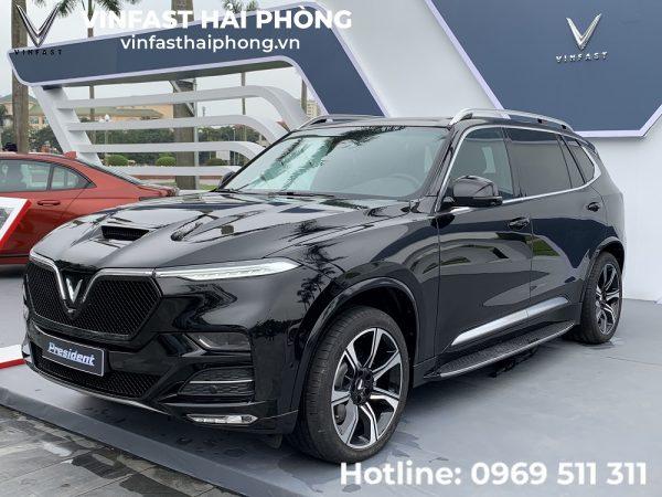 VinFast-President-V8-VinFast-Hai-Phong