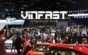 Ngày ra mắt xe Vinfast tại Paris